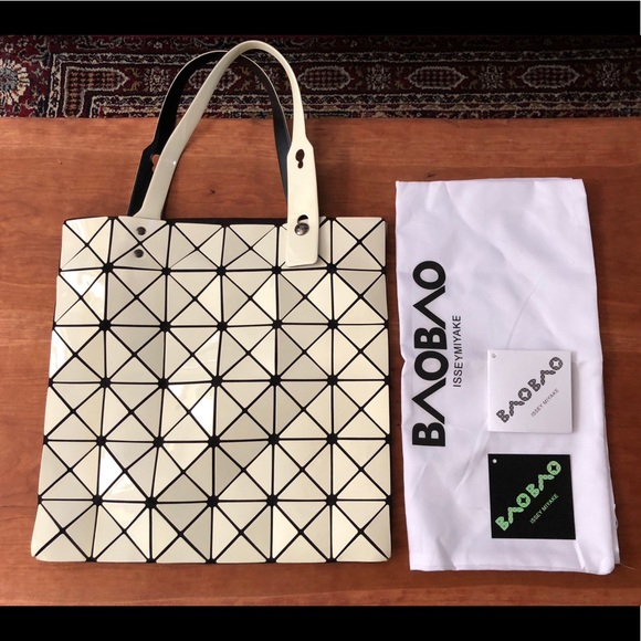 Issey Miyake Handbags - Authentic Bao Bao Issey Miyake 6x6 Bag f89d4a38e1